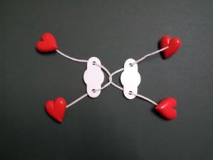 4 hearts puzzle