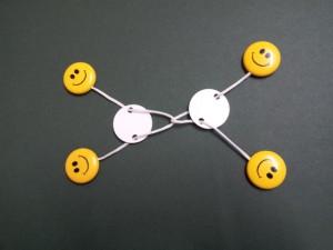4 smileys puzzle