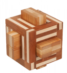BambusPuzzle Doppelstaebe