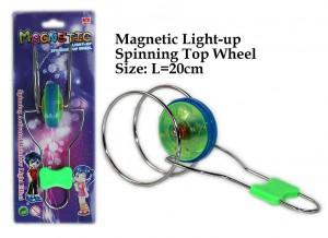 Kinet Rad Leuchtkreisel