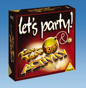 Lets Party Tick Tack Activity