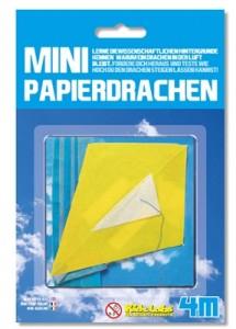 Mini Papierdrachen