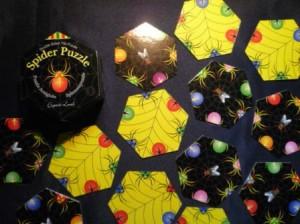 Spider Puzzle Tob