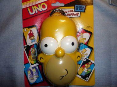 UNO Simpsons