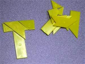 Physikalisches Spielzeug, zauberart ikel, Denk u. Tüftelspiele